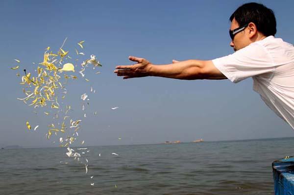 上海提升海葬补贴