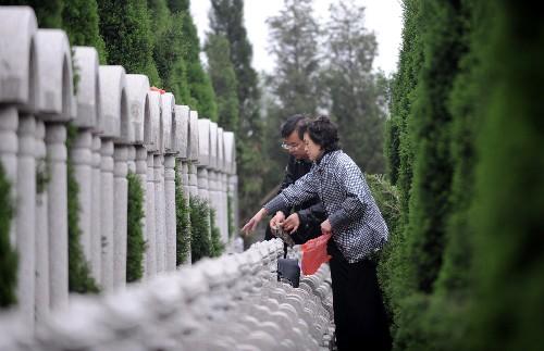 殡葬墓地业价格和房地产没可比性