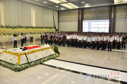 上海殡仪馆、公墓情况