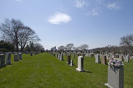规划公墓土地