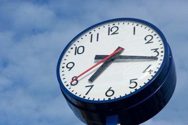 时间是人的生命尺度