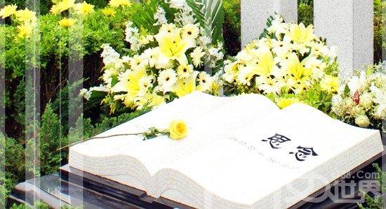 传统的清明墓祭文化