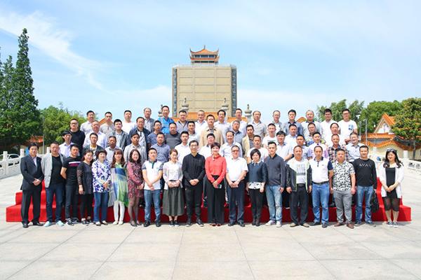 2016江西省公墓建设专题培训班在上海福寿园墓地举办