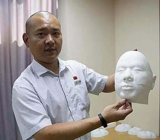 3D遗体仪容复原